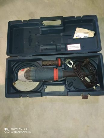 Szlifierka kątowa Bosch GWS 24-230 LVI Proffessional duża gumówka