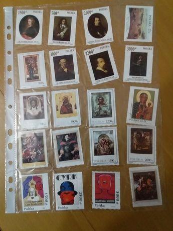 продам почтові марки Польщі