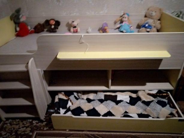 Детская кровать продам