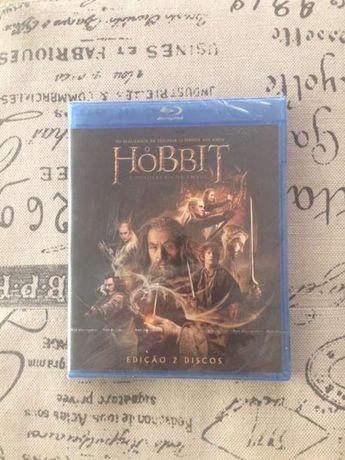Bluray Hobbit A Desolação de Smaug Novo