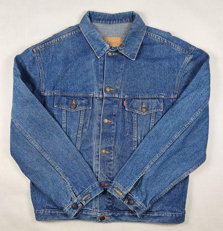 Levi's vintage męska kurtka jeansowa w rozmiarze L