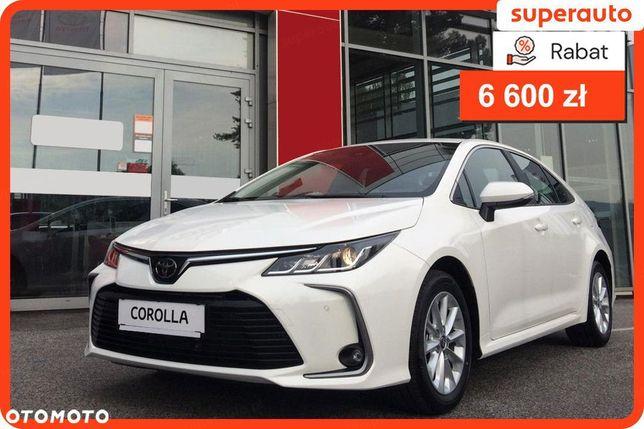 Toyota Corolla Comfort 1.5 VVT-i 125 KM 6 M/T Super Cena! Pakiet Tech+Kamera