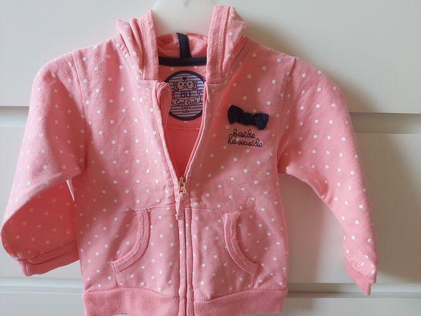 Cool Club Bluza dla dziewczynki 80