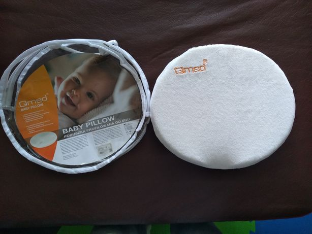 Poduszka rehabilitacyjna dla niemowląt, profilowana