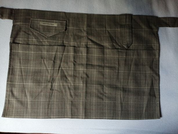 Avental Anabela Baldaque 55 cm *39 cm - três bolsos