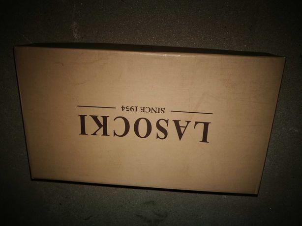 Buty Lasocki nowe plus drugie nowe rozmiar 43 przesyłka w cenie