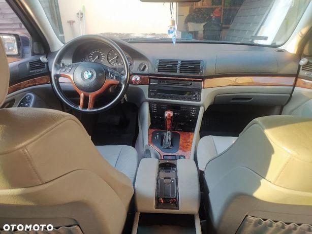 BMW Seria 5 BMW e39 m54b25 (256S5)