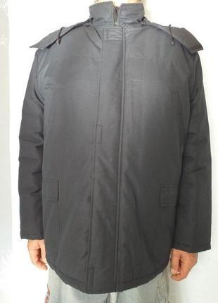 Зимняя куртка для большого , крупного мужчины, р. 62.