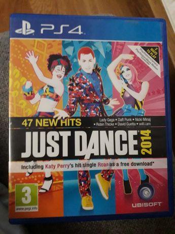 Gra ps4 Just dance
