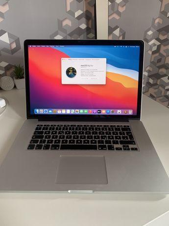 MacBook Pro 15-inch Retina Mid-2015 2,2 GHz i7 16GB 256G