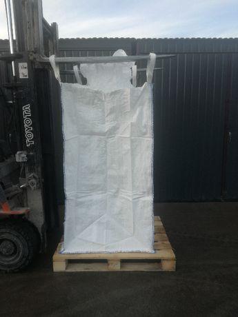 Worki Big bag Używane na owies mieszanki pasz otręby 180cm Hurt