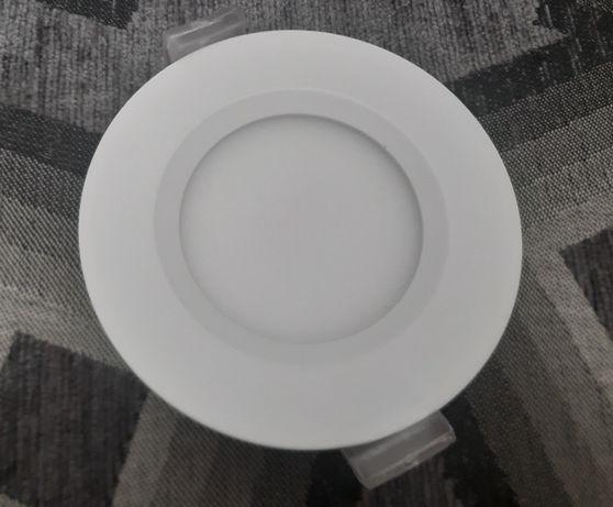 Colours Oczko LED Polson 2700K okrągłe białe 5 szt