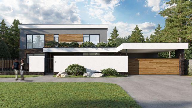 Продам елитный дом в закрытом КГ Европейский