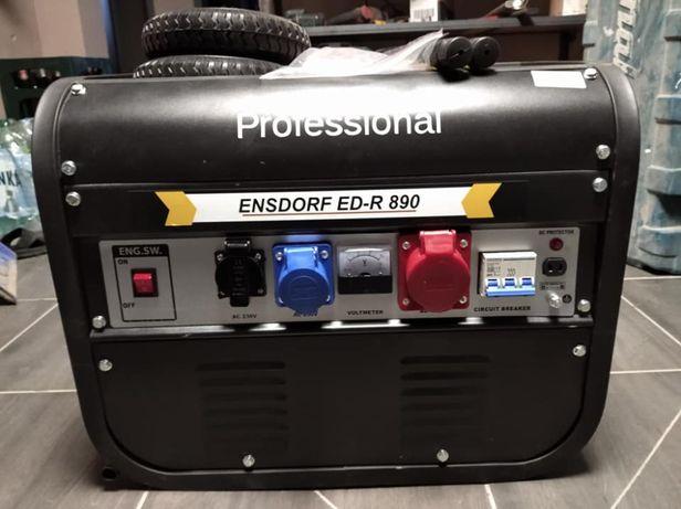 Agregat PRĄDOTWÓRCZY Silnik CAT Gwarancja ENSDORF EDR-890