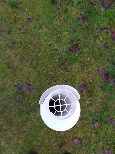 Czerpnia nawietrzak powietrza pozioma 60/100 mm