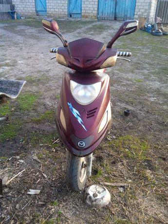 Продам скутер125сс