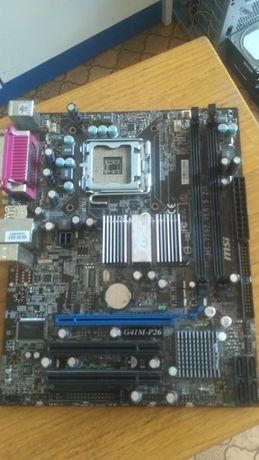 Материнская плата MSI G41M-P26 Socket 775/ddr3