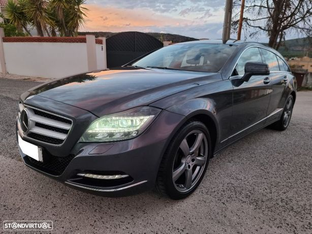 Mercedes-Benz CLS 350 CDi BE 4-Matic