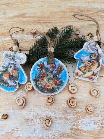 Елочные игрушки/Игрушки на елку/Новогодний декор/