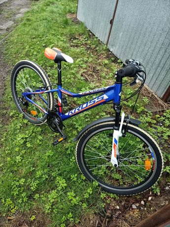 Rower młodzieżowy Kross Hexagon replica jak nowy