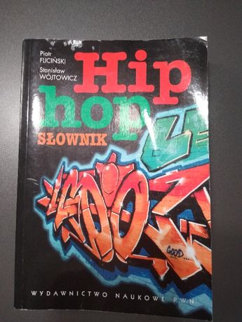 Książka Hip-hop słownik