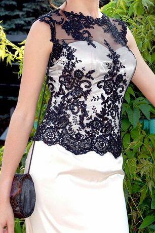 Очень красивое платье на выпускной ,вечернее