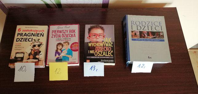 NOWE książki dla rodziców - poradniki