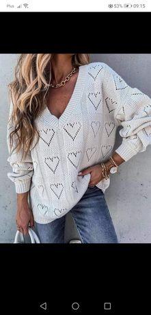 Sweterek damski rozmiar uniwersalny