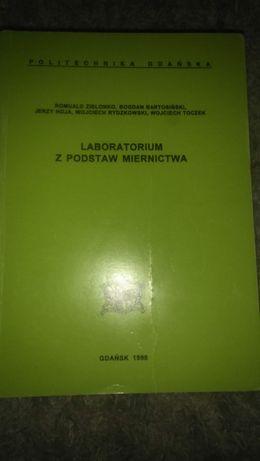 Laboratorium z podstaw miernictwa