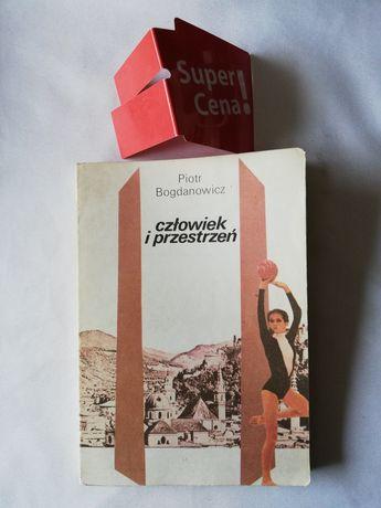 """książka podręcznik """"człowiek i przestrzeń"""" Piotr Bogdanowicz"""