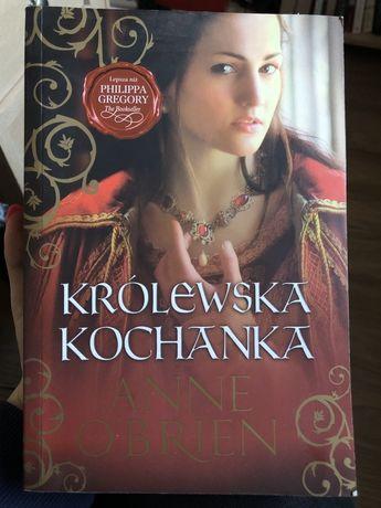 Książka Królewska Kochanka