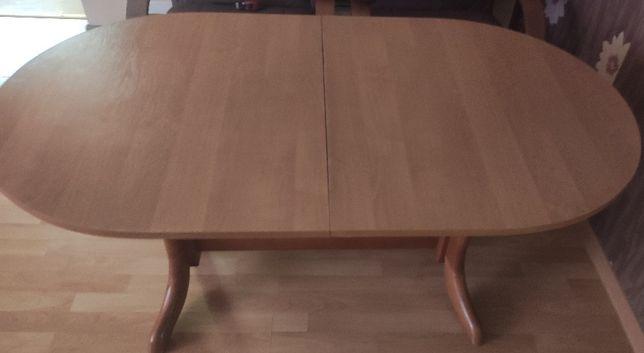Ława Stół Olcha rozkładany 135x75cm