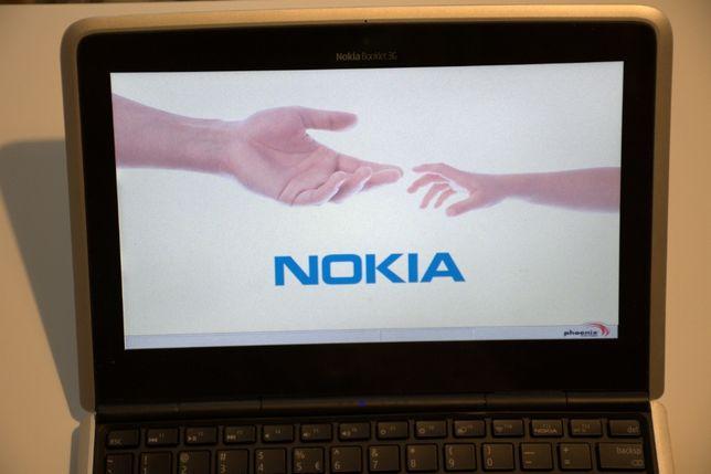 Laptop Nokia Booklet 3G