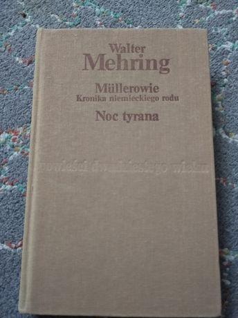Mullerowie kronika niemieckiego rodu noc tyrana