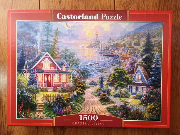 Puzzle 1500 Castorland