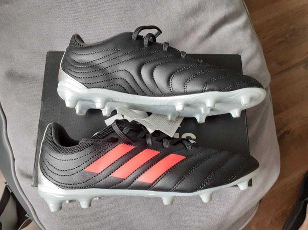 Buty piłkarskie, korki Adidas Copa 19.3, rozmiar 38