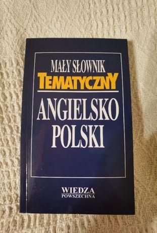 Mały słownik tematyczny angielsko-polski