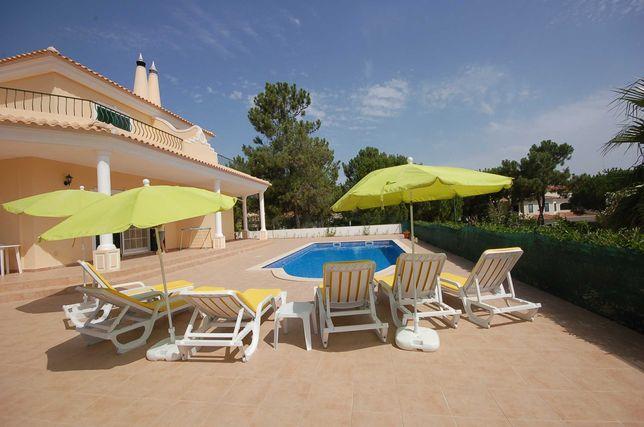 Moradia com 3 quartos piscina privada Algarve