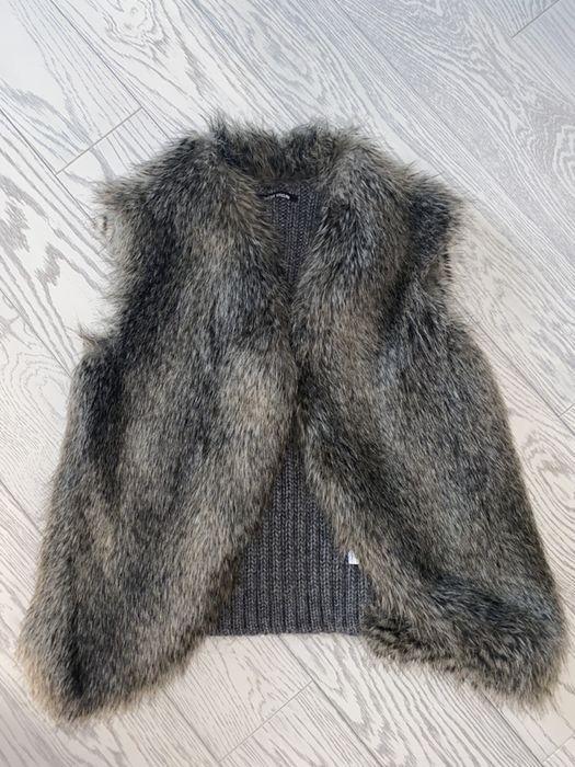 Жилетка Меховая ( искуственный мех ) Черновцы - изображение 1
