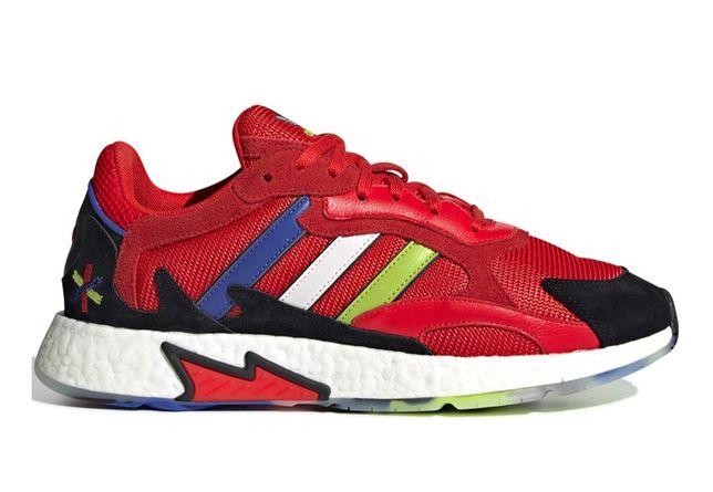 Adidas Tresc Run nowe z metkami, edycja limitowana, czerwone 38 24 cm
