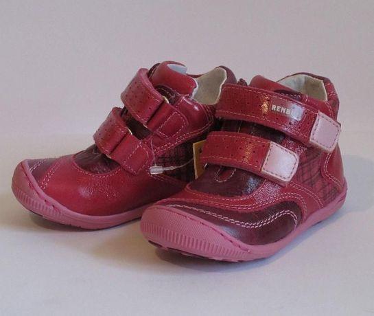 NOWE buty skórzane r. 21 (skóra naturalna) REN BUT- POLSKIE