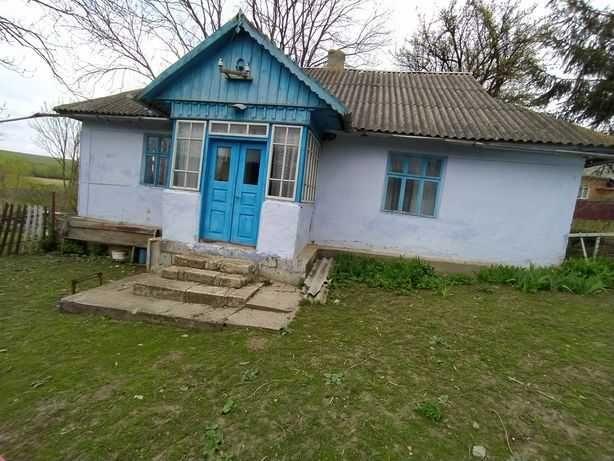 Продам будинок в с. Новосілка Підгаєцького району