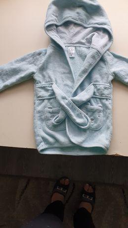 Махровый  халатик Carter's для малыша