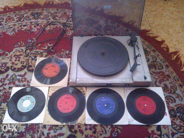Gramofon płyty Unitra Fonica GWS-122