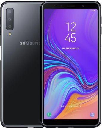 Samsung Galaxy A7 64GB Dual Sim Czarny