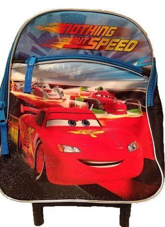 Рюкзак - чемодан детский Disney pixar Cars тачки Макквин