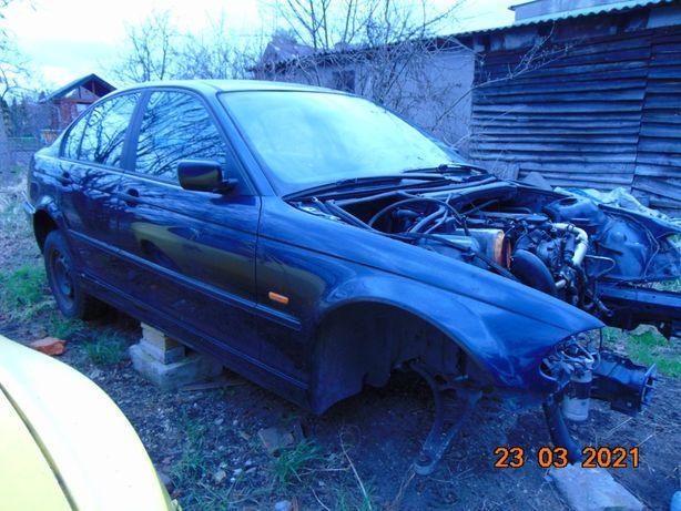 BMW e46 136km 1999 na czesci