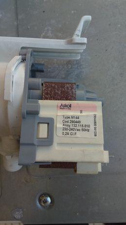 Bomba de recirculação de água marca ASKOLL p/maq. de roupa