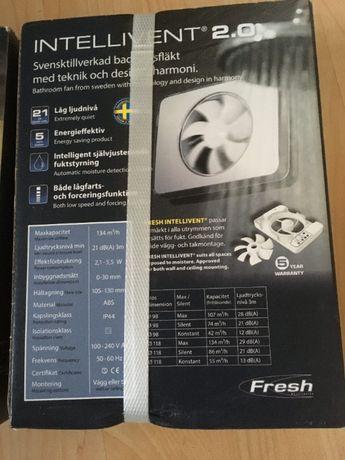 Wentylator łazienkowy Fresh Intellivent