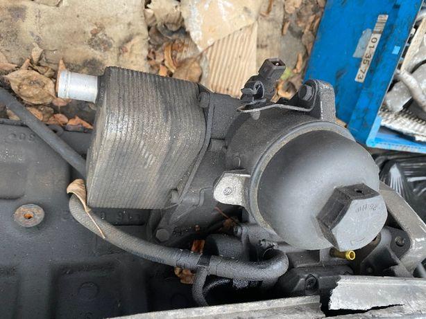 podstawa filtra oleju wraz z chłodnica olejowa BMW 3.0 d
